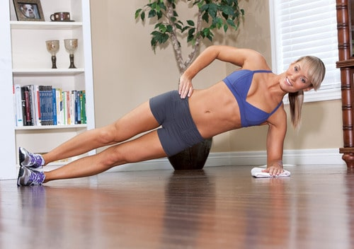 core exercise for runners
