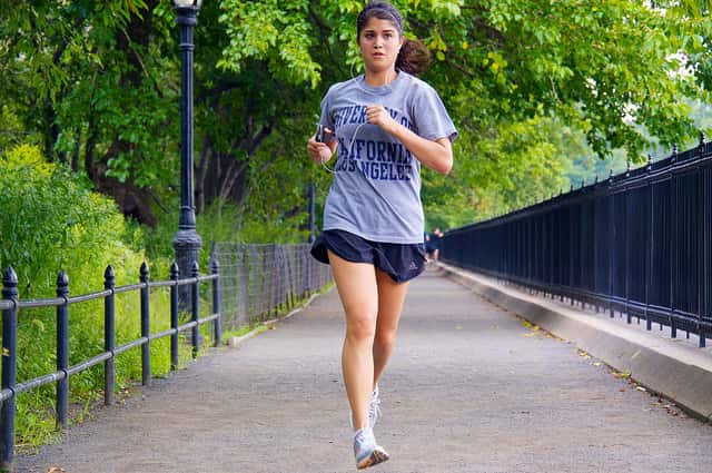 runner trying to Make Running a Habit