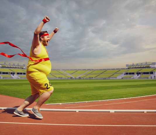 runner trying to lose weight but he keeps gaining pounds