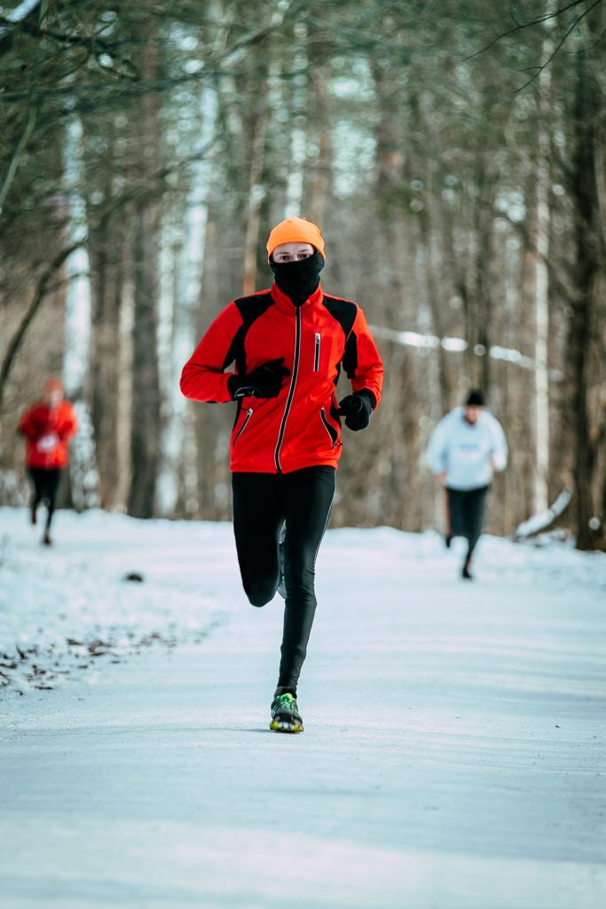 Breathe When Running in the Cold