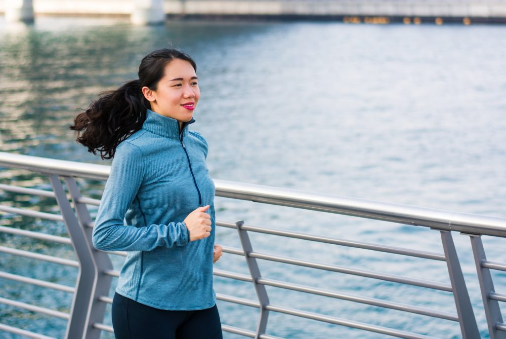 Self Conscious While Running