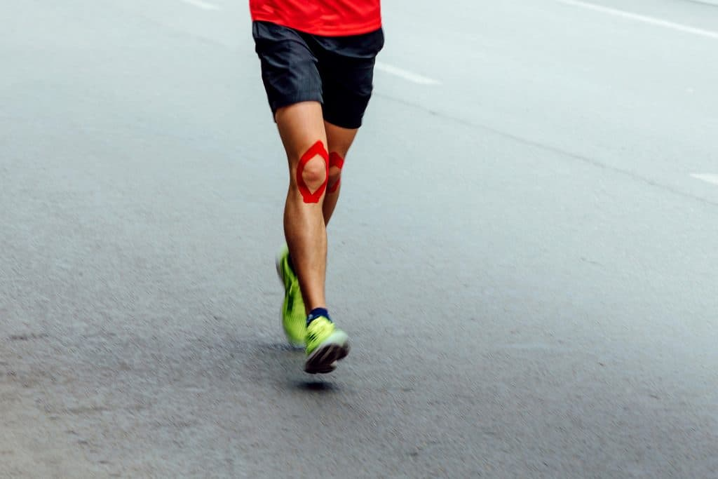 return to running after knee injury