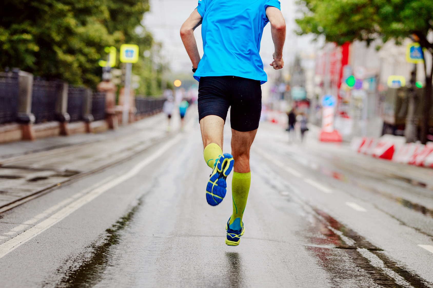 runner tyring to improve Lung Capacity