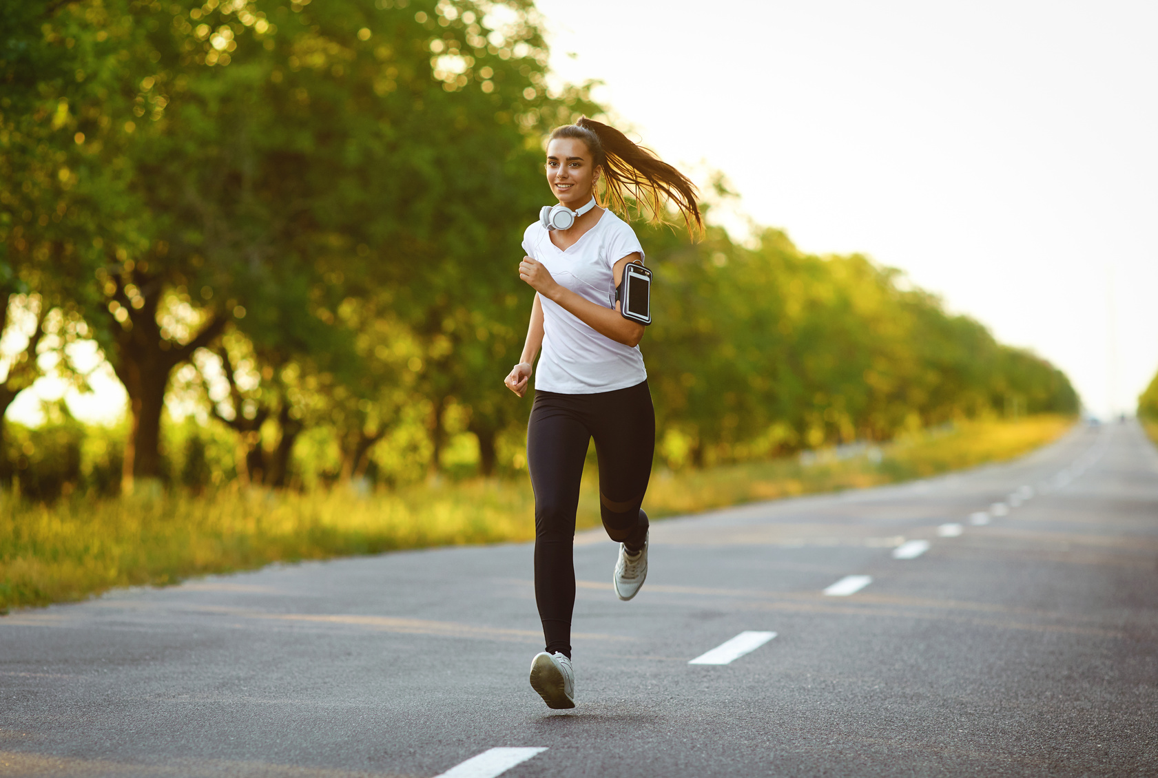 stay safe when running in hot weather